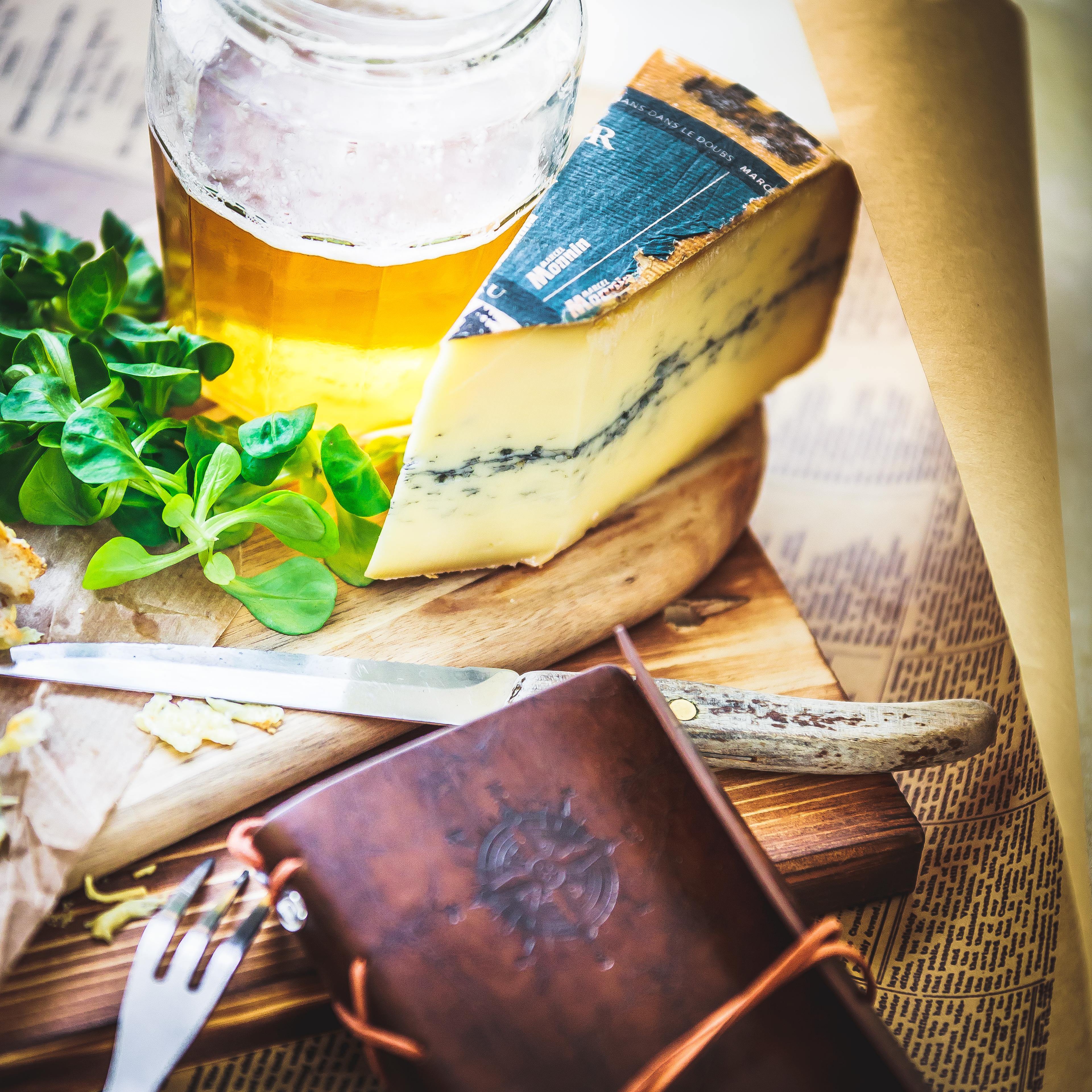 Recette Croque-monsieur au Morbier façon Brasserie