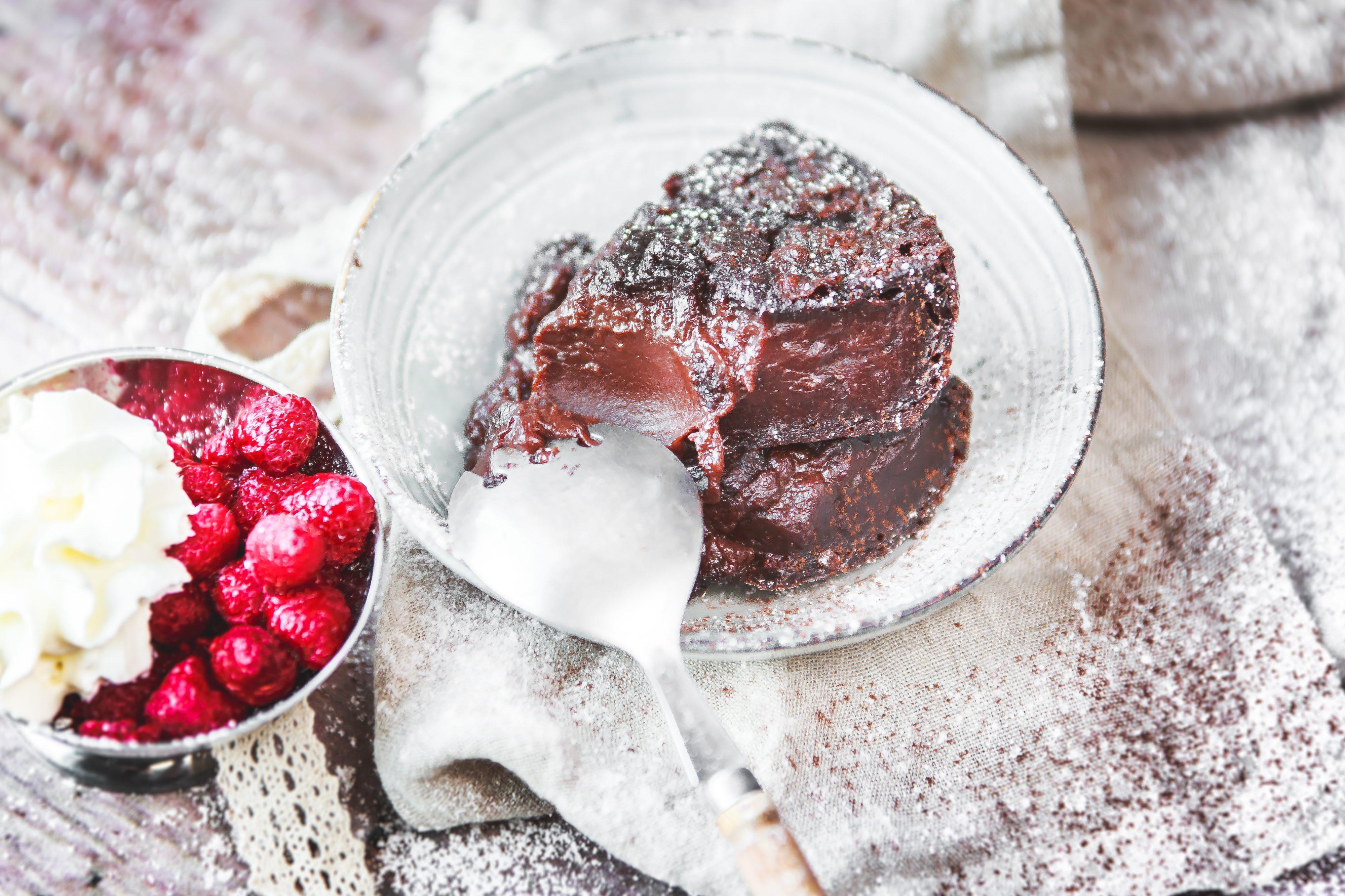 Recette Flan rustique très gourmand au cacao