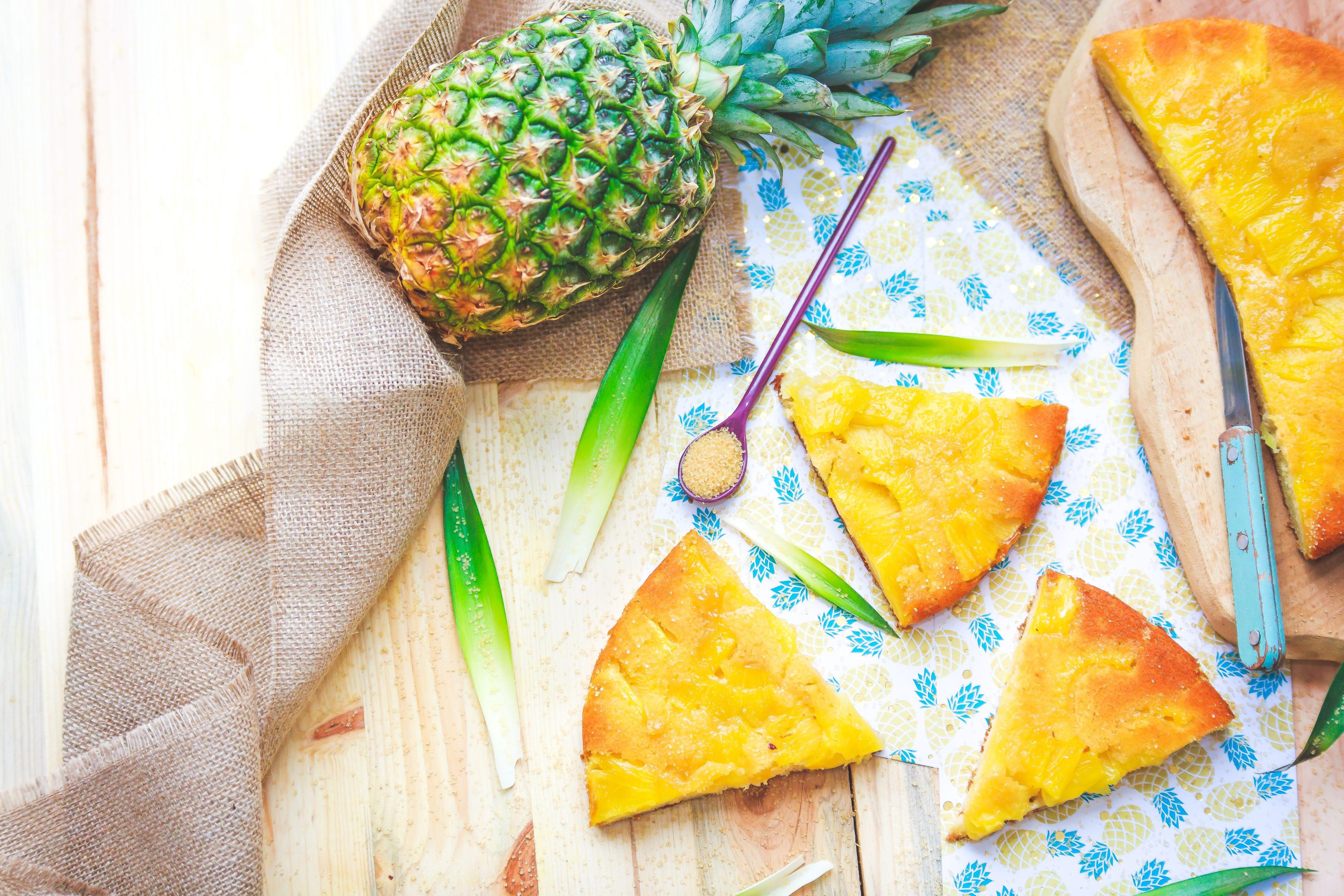 Recette facile Gâteau gourmand à l'Ananas