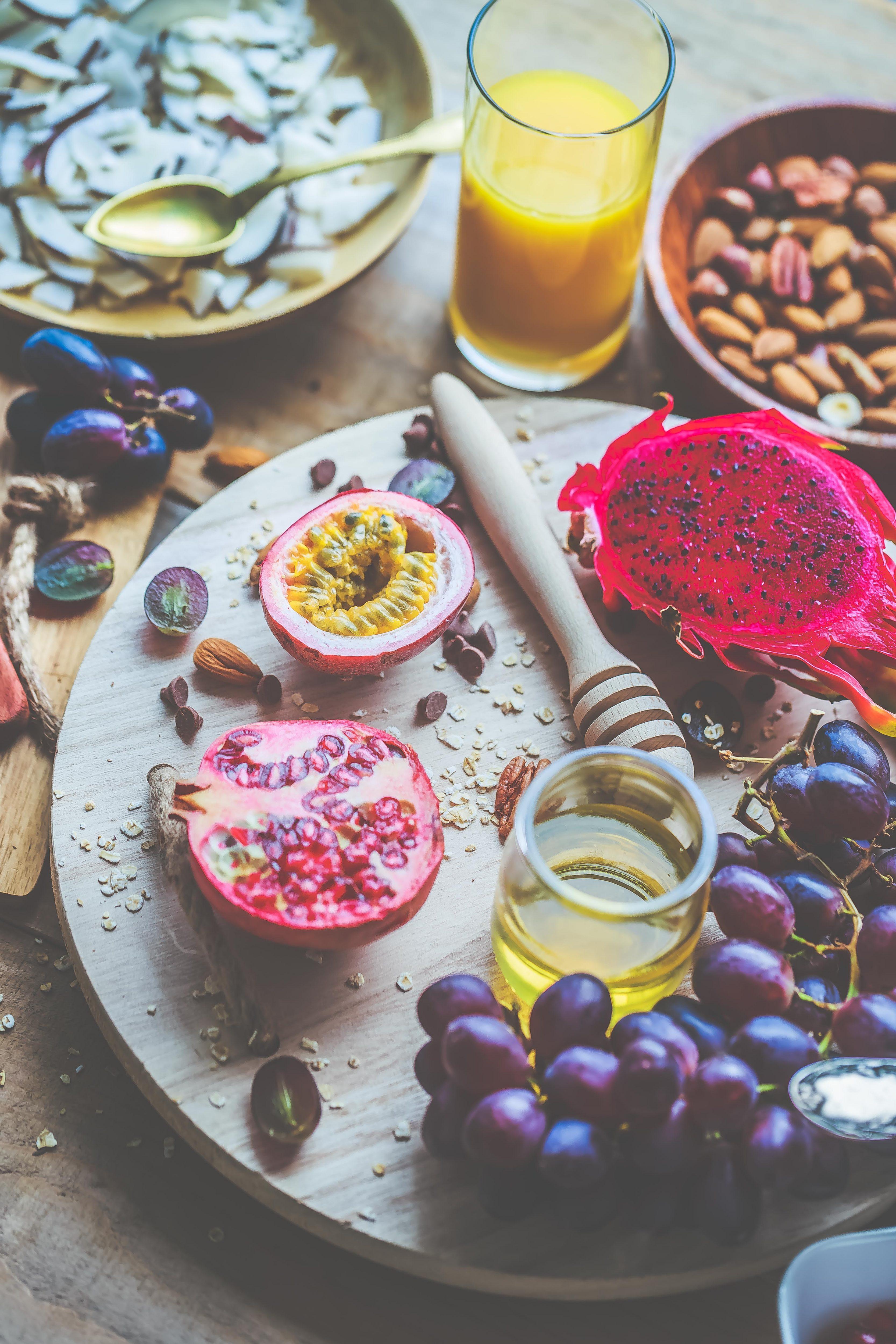 Petit déjeuner Santé Muesli aux saveurs du monde
